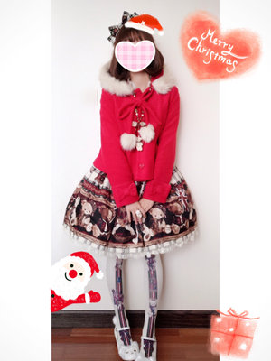 小全-圈圈子's 「christmas-coordinate-contest-2017」themed photo (2017/12/22)
