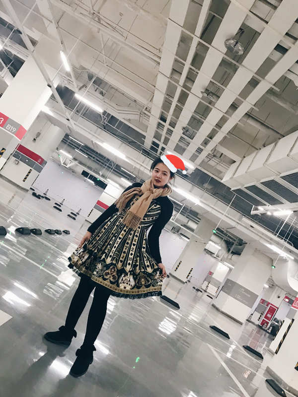 S的自娱自乐's 「Angelic pretty」themed photo (2017/12/23)