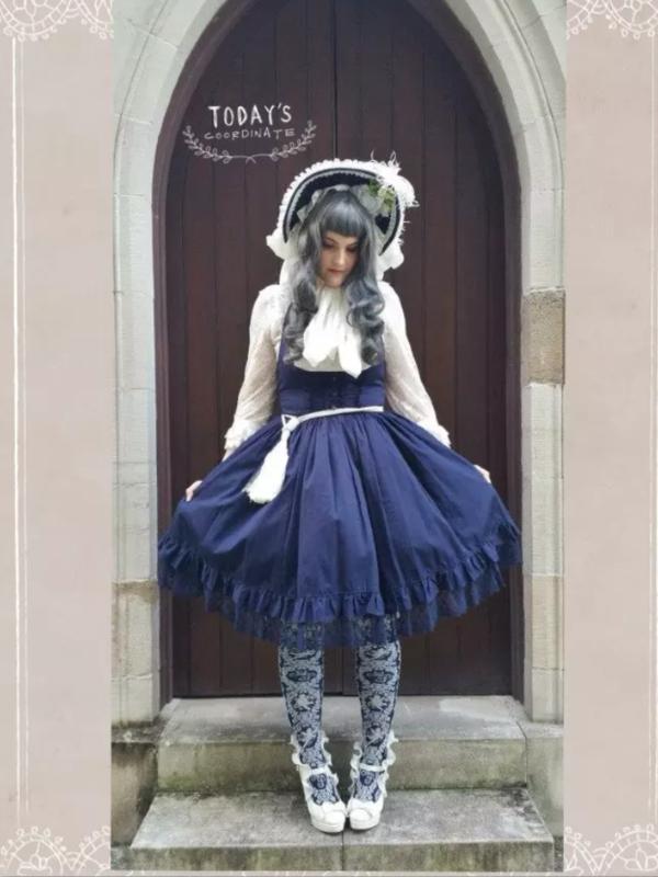 是Redlillium以「Lolita」为主题投稿的照片(2017/12/23)