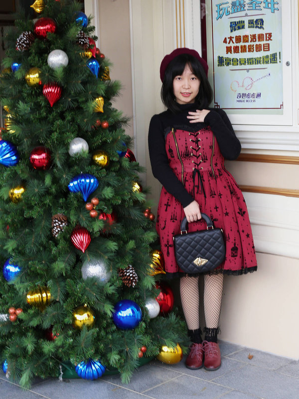 肉饭是我妹妹's 「christmas-coordinate-contest-2017」themed photo (2017/12/23)