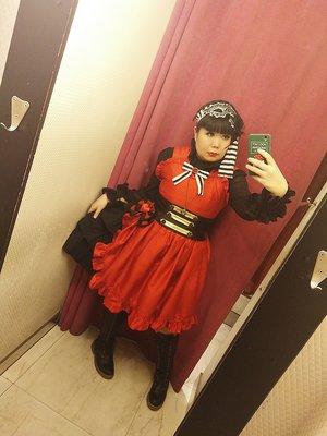 Taiyou Hikariの「Lolita」をテーマにしたコーディネート(2017/12/23)