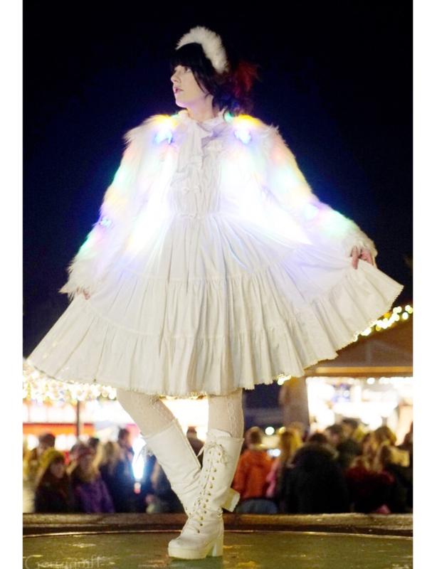 是Gravelvet以「Angelic pretty」为主题投稿的照片(2017/12/24)