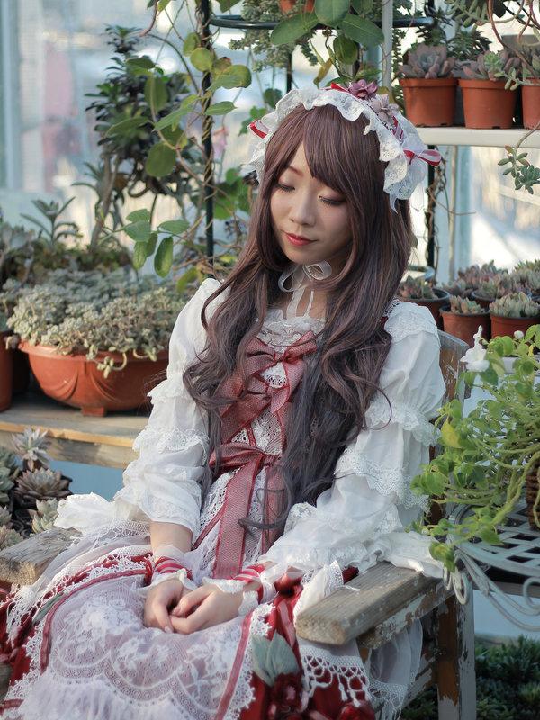 Bonnie's 「Sweet lolita」themed photo (2017/12/25)