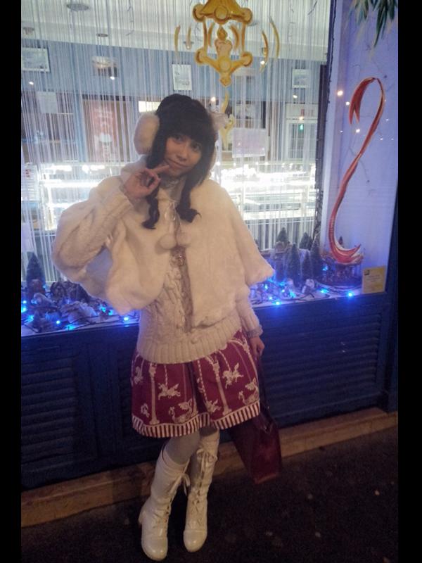🎠 心宿星君 🌟 アンタレス 🎠's 「Innocent World」themed photo (2017/12/25)