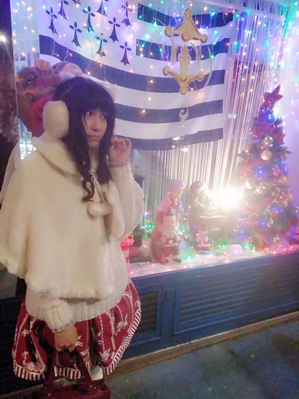 🎠 心宿星君 🌟 アンタレス 🎠の「Lolita」をテーマにしたコーディネート(2017/12/25)