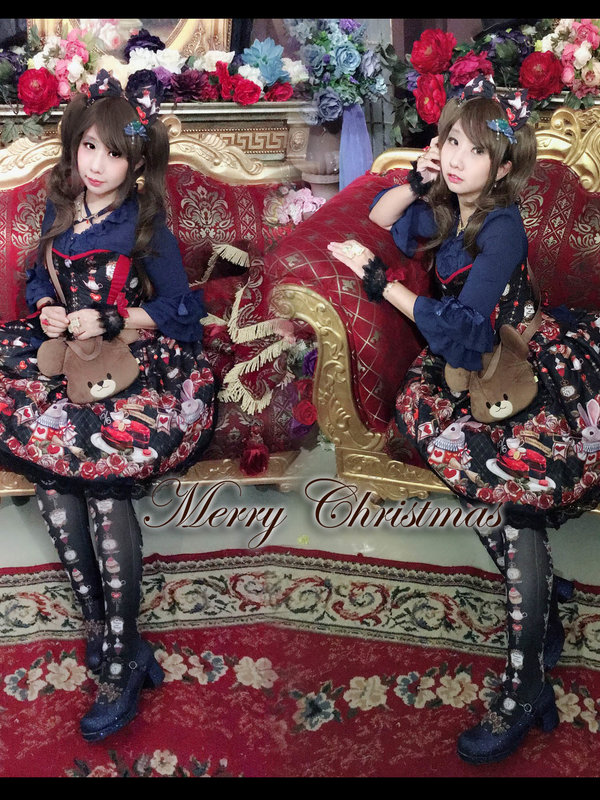 Ting Mei Chen's 「christmas-coordinate-contest-2017」themed photo (2017/12/25)