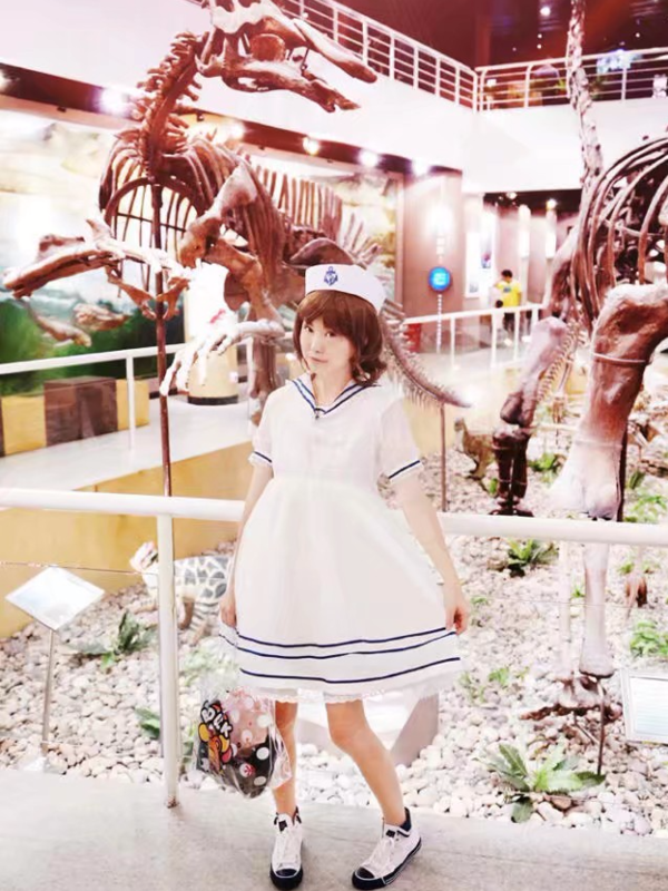Yushiteki's 「Angelic pretty」themed photo (2017/12/25)