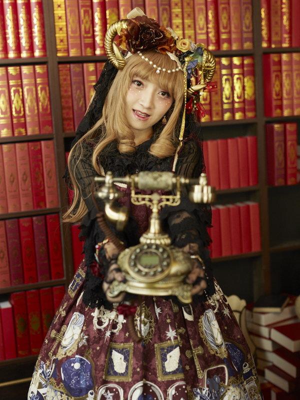 みつこ蜜's 「Angelic pretty」themed photo (2017/12/25)