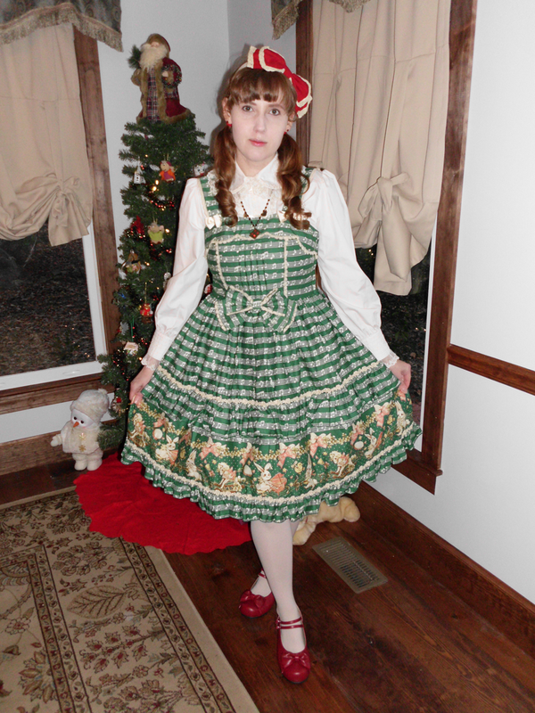 Forest Stef's 「christmas-coordinate-contest-2017」themed photo (2017/12/26)