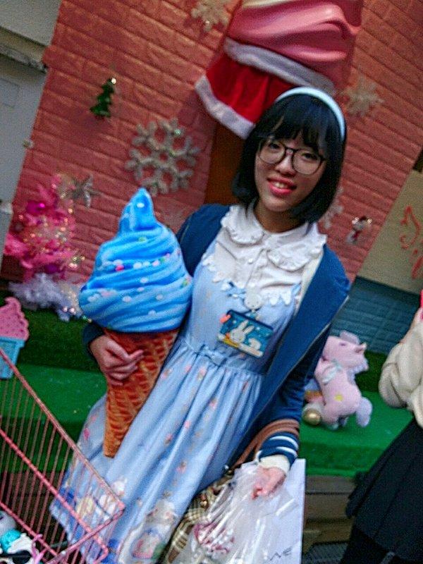 是KAEちゃん以「Lolita」为主题投稿的照片(2017/12/26)