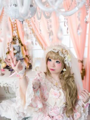 himeの「Angelic pretty」をテーマにしたコーディネート(2017/12/26)