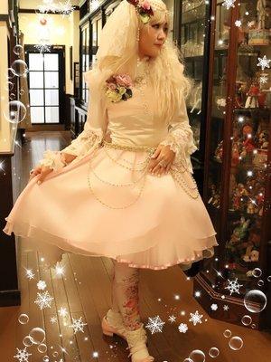 望月まりも☆ハニエルの「Lolita」をテーマにしたファッションです。(2017/12/26)