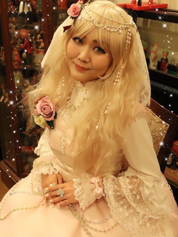 望月まりも☆ハニエルの「Lolita」をテーマにしたコーディネート(2017/12/26)