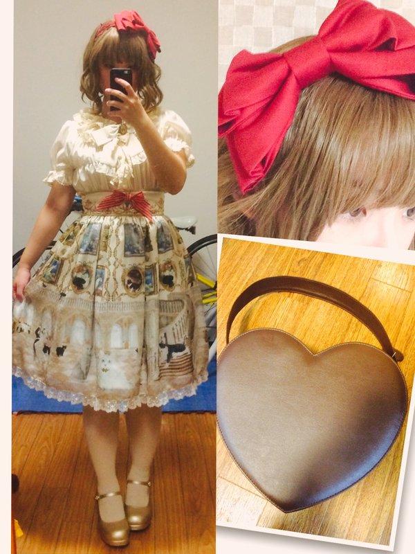 みなの「Classic Lolita」をテーマにしたコーディネート(2016/09/25)