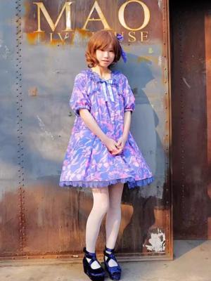 Yushitekiの「Angelic pretty」をテーマにしたコーディネート(2017/12/27)