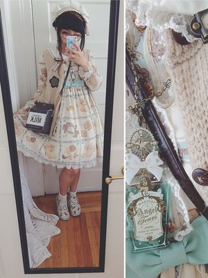 Junie Green's 「Angelic pretty」themed photo (2016/09/26)