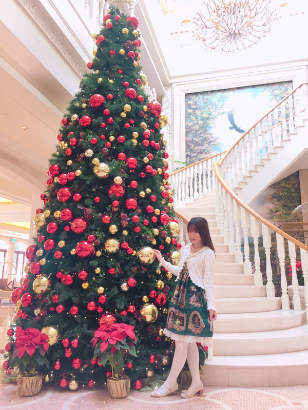 萌一脸vv's 「christmas-coordinate-contest-2017」themed photo (2017/12/27)