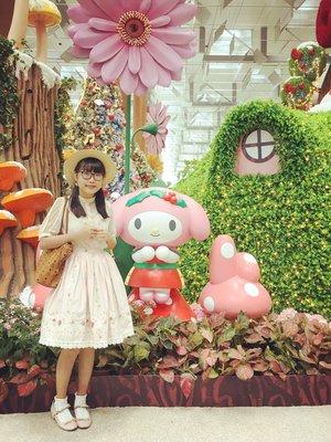 Riipinの「Lolita」をテーマにしたコーディネート(2017/12/27)