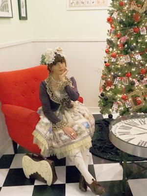 Eugenia Salinasの「Lolita fashion」をテーマにしたコーディネート(2017/12/28)
