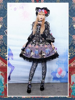 HEAVEN's 「Angelic pretty」themed photo (2017/12/28)