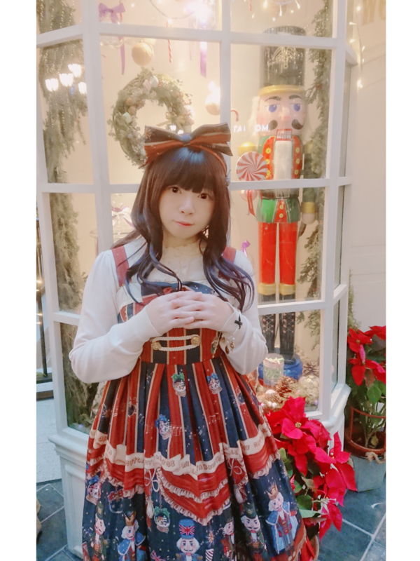himeの「Lolita」をテーマにしたコーディネート(2017/12/30)