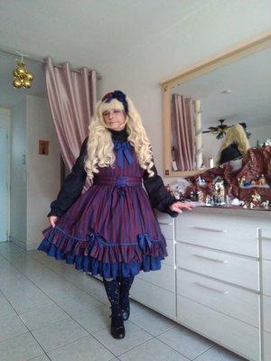 Anaïsseの「Lolita fashion」をテーマにしたコーディネート(2017/12/31)