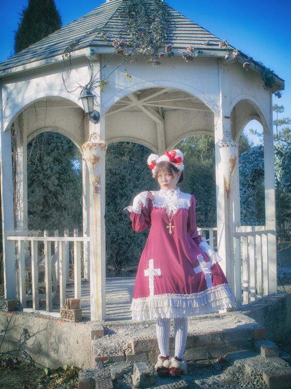 司马小忽悠の「Lolita fashion」をテーマにしたコーディネート(2018/01/01)