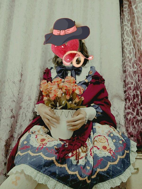 冻冻の「Lolita」をテーマにしたコーディネート(2018/01/01)