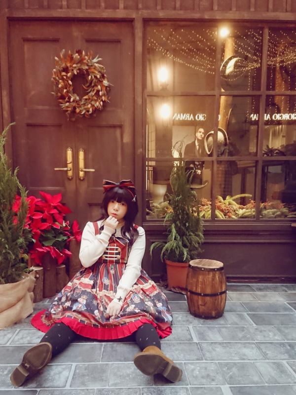 himeの「Lolita」をテーマにしたコーディネート(2018/01/03)