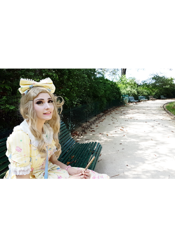 Chocoberriesの「Lolita」をテーマにしたコーディネート(2018/01/04)