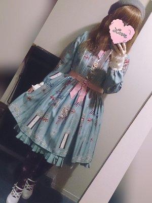 是箒星以「Lolita」为主题投稿的照片(2018/01/04)