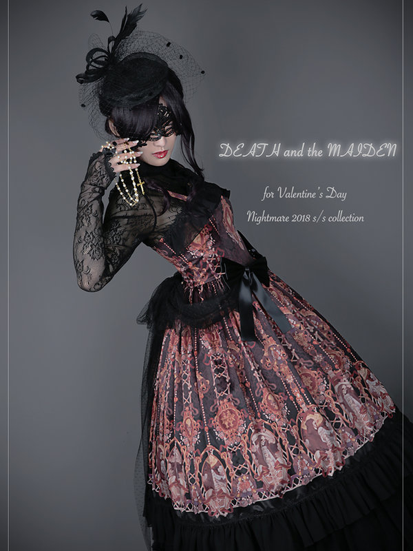 是Nightmare Official以「Gothic」为主题投稿的照片(2018/01/04)