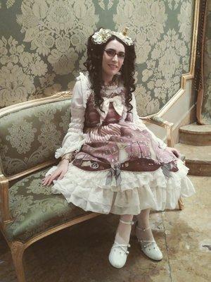 Sara Riveroseの「Lolita」をテーマにしたコーディネート(2018/01/04)