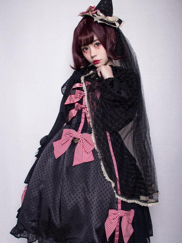 世界第一叔叔の「Lolita」をテーマにしたコーディネート(2018/01/04)