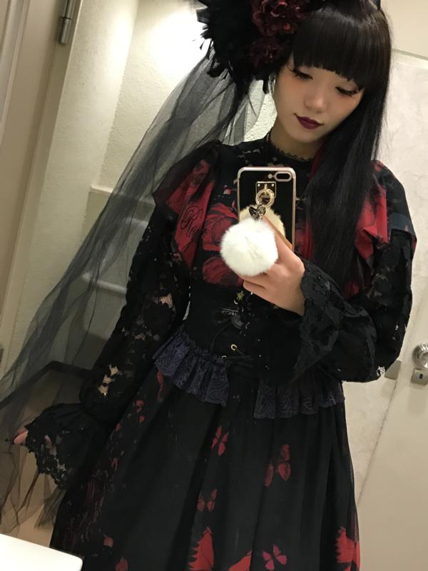 yukaの「Gothic」をテーマにしたコーディネート(2018/01/04)