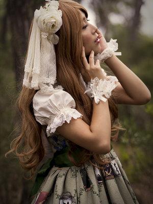 Audrey von Rosenberg's 「Lolita」themed photo (2018/01/05)