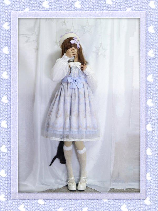 是布団子以「Angelic pretty」为主题投稿的照片(2018/01/05)