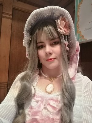 Denise Piton-Ji's 「Lolita fashion」themed photo (2018/01/06)