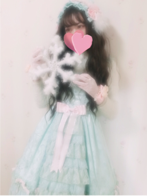Solitiakane's 「lolita-fashion」themed photo (2018/01/06)