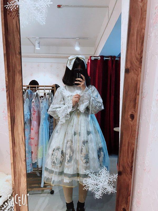 是寒涵才不傲娇呢以「Lolita」为主题投稿的照片(2018/01/07)