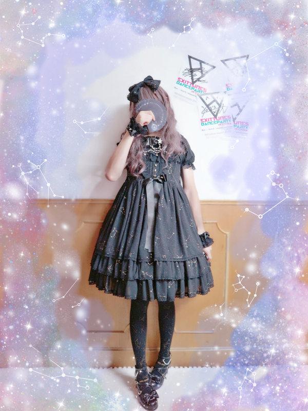 布団子の「Lolita fashion」をテーマにしたコーディネート(2018/01/07)