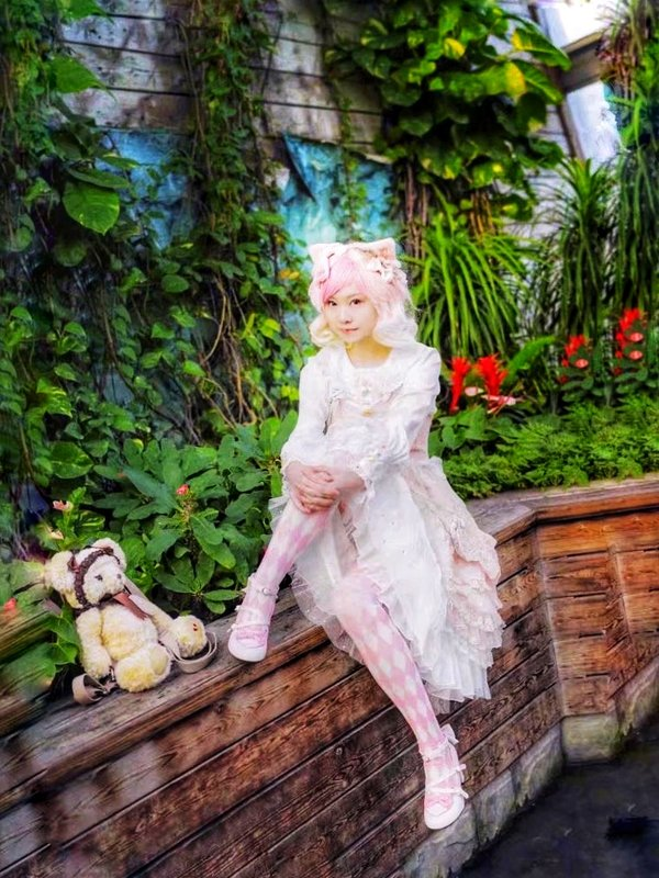 是Yushiteki以「Lolita fashion」为主题投稿的照片(2018/01/07)