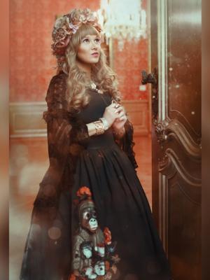 是Alexandra Dorothea以「Classic Lolita」为主题投稿的照片(2018/01/07)