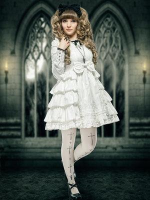 Nyankoshiの「Angelic pretty」をテーマにしたコーディネート(2018/01/07)