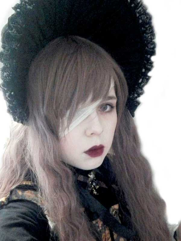 Mintmia's 「Lolita fashion」themed photo (2018/01/08)