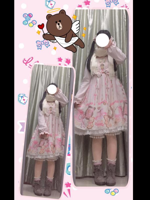 放点Shizuka酱's 「Lolita」themed photo (2018/01/08)