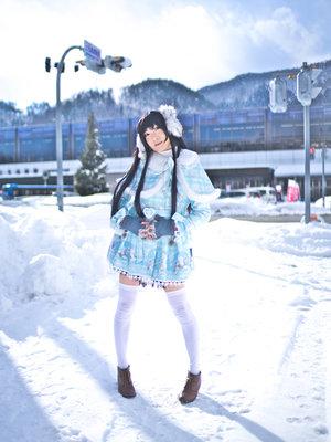 rain's 「Lolita」themed photo (2018/01/08)