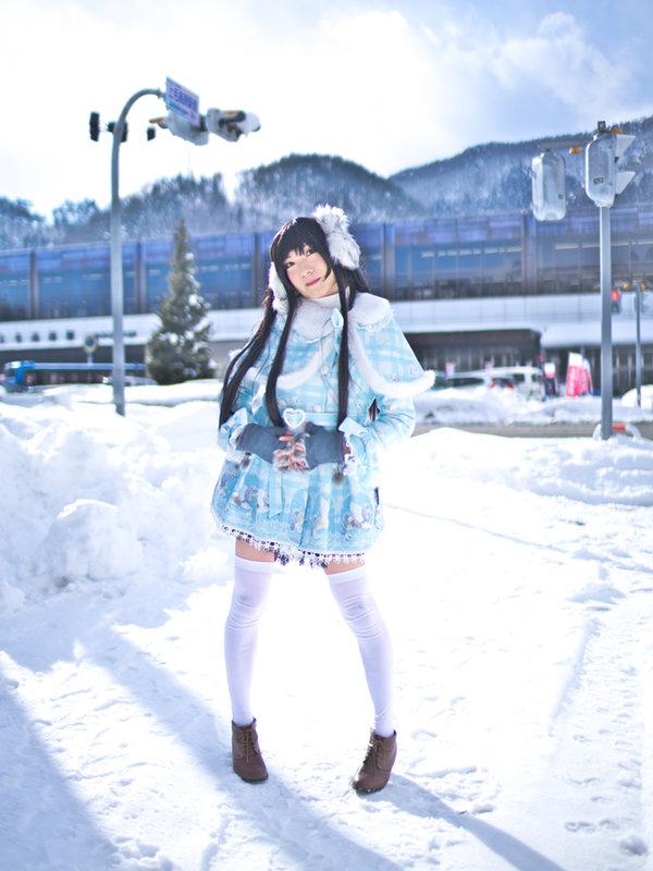 rainの「Lolita」をテーマにしたコーディネート(2018/01/08)