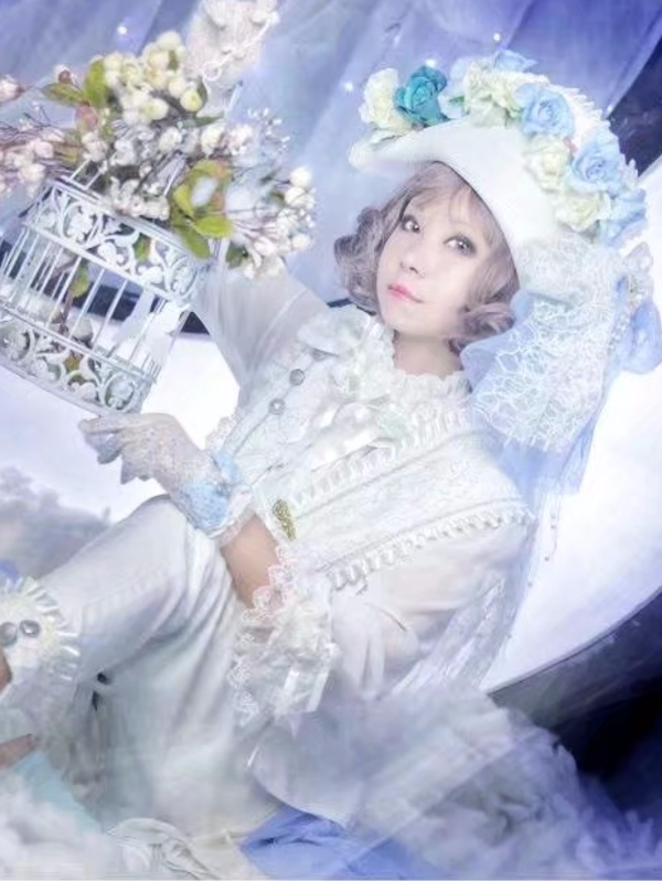 Yushiteki's 「Lolita fashion」themed photo (2018/01/09)
