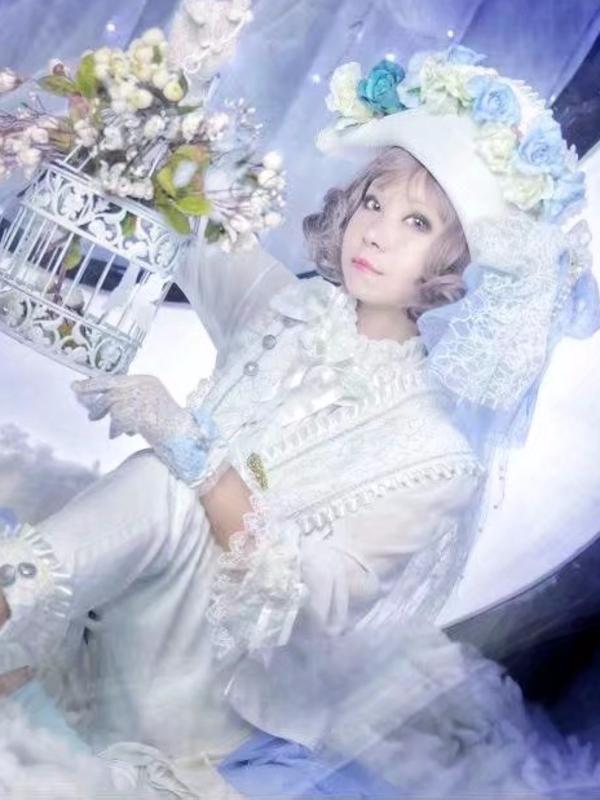 Yushitekiの「Lolita fashion」をテーマにしたコーディネート(2018/01/09)